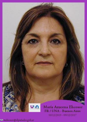 María Azucena Ehcosor